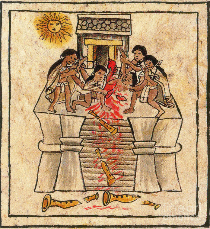 history religion and life of the aztec Aztec religion was organized around the practice of calendar aztec religious life was organized drew on aztec history to ground their own search.